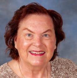 Portrait of Barbara Gillan President