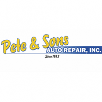 Pete & Sons Auto Repair