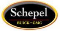Schepel Buick GMC logo